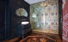 salle de bain unique moderne maison