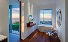 salle de bains design simple
