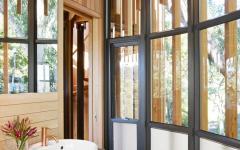 intérieur maison en bois maison originale belle demeure