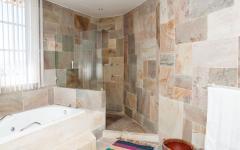 design déco salle de bain luxe villa