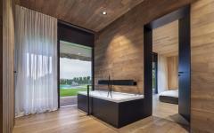 salle de bain design luxe zen minimaliste