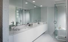 salle de bains douche design luxe
