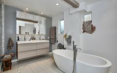 design moderne salle de bains originale