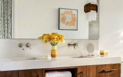 salle de bain design rustique moderne inspiration