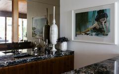 salle de bain marbre de luxe