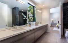 salle de bain minimaliste luxe chic idées déco