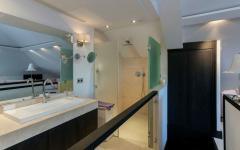 salle de bains privative location saisonnière maison familiale marbella