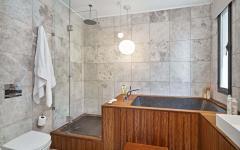 salle de bains chambre des parents logement de ville