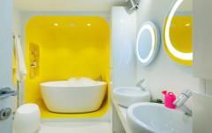 Salle de bains design déco jeune