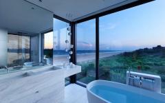 salle de bain design luxe demeure de prestige mer plage