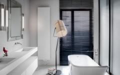 salle de bains luxe design minimaliste
