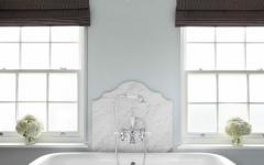superbe salle de bains moderne marbre et porcelaine