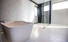 baignoire design luxe moderne salle de bain
