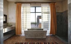 Superbe baignoire dans un style très industriel
