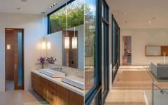 intérieur moderne maison préfabriquée