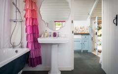 salle de bain design déco campagne