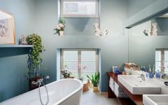 design original pour salle de bain moderne