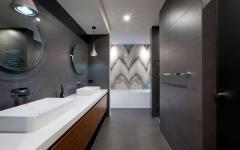 salle de bain luxe maison rénovée