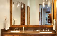 salle de bain design rustique néo