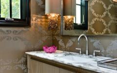 style classe salle de bain design
