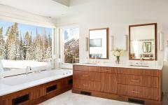 résidence de standing salle de bain luxe