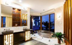 Salle de bain déco zen