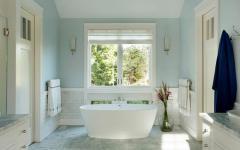 salle de bains design moderne