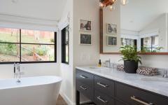 belle salle de bains design luxe