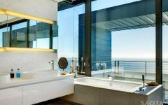 intérieur design spacieux luxueux de haut standing