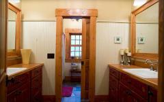 salle de bains maison de campagne