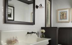 salle de bains design classique