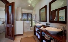 salle de bains luxe
