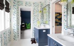 salle de bains enfant design deco sympa