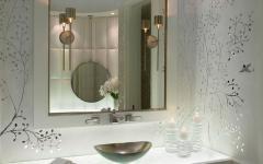 salle de bains design féminin