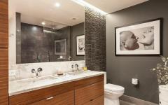 salle de bains design luxe appartement