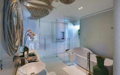 salle de bain design luxe villa