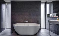 salle de bains luxe maison secondaire campagne