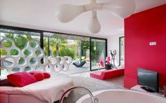 centre spa et détente villa de rêve