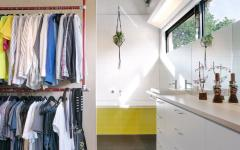 chambre salle de bain privative créative