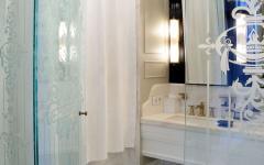 douche cabine luxe salle de bain appartement