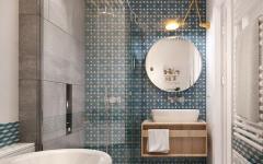 salle de bains unique originale