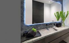 salle de bains unique design contemporain