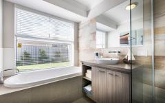 salle de bain chambres d'amis maison de vacances