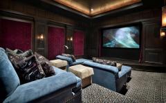 Cinéma privée maison de prestige