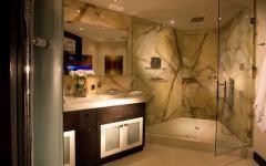 salle de bains appartement prestige