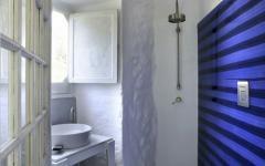 salle d'eau apprtement de vacances capri italie