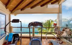 vue splendide sur l'océan villa de luxe à louer