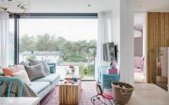 espace jeux enfants maison moderne