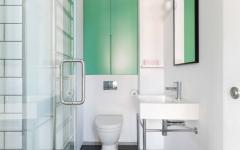 toilettes moderne salle de douche