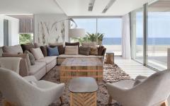 salon secondaire privatif maison de luxe espagne